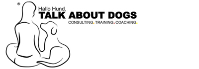 TALK ABOUT DOGS Logo